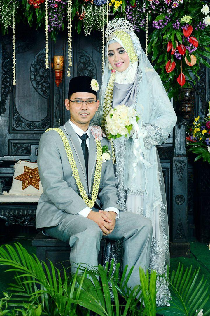 Gaun Pengantin Syari Muslimah Bercadar Beautiful Foto Pernikahan Baju Pengantin Muslim Muslimah Jawa Blitar