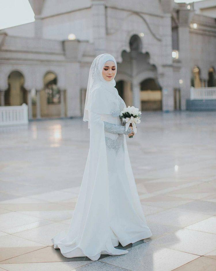 Gaun Pengantin Syari Muslimah Bercadar Best Of Syarat Gaun Pengantin Muslimah Yang Syar I Seruni