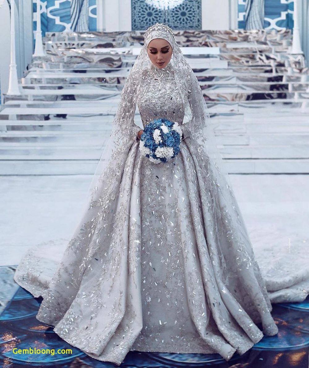 Gaun Sederhana Pengantin Berhijab Awesome 10 Inspirasi Gaun Pengantin Berhijab Cantik Dan Elegan