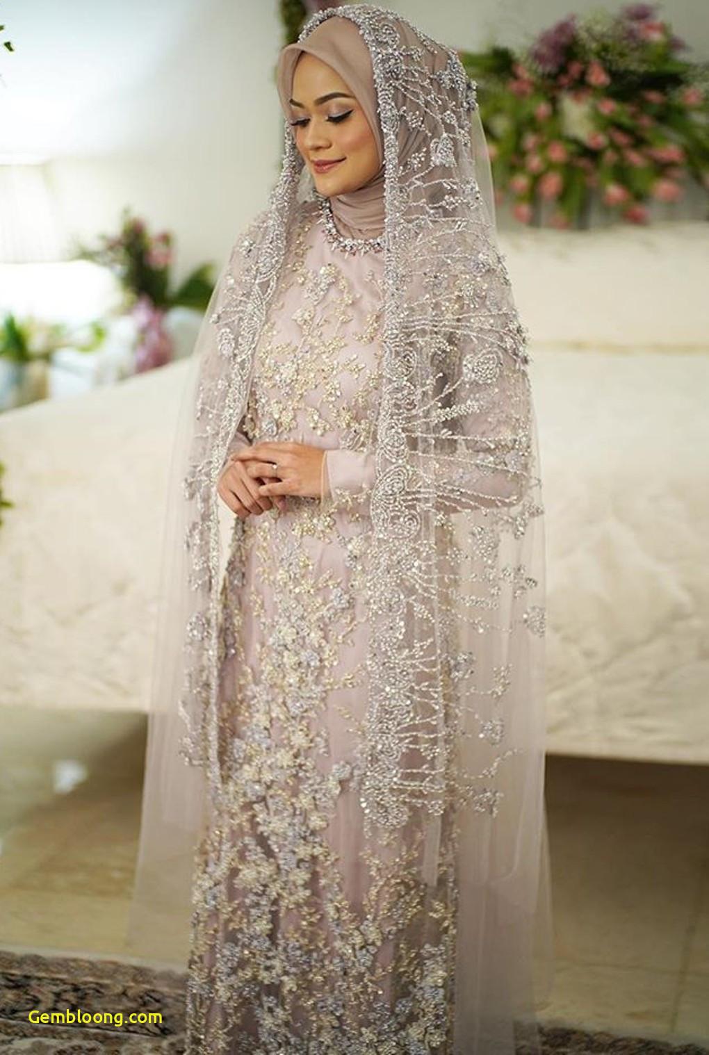 Gaun Sederhana Pengantin Berhijab Best Of 20 Inspirasi Gaun Pernikahan Untuk Calon Pengantin Berhijab
