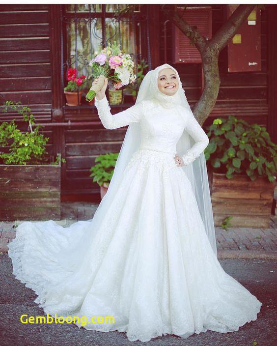 Gaun Sederhana Pengantin Berhijab Best Of Gaun Pengantin Sederhana Yang Classy Dan Elegan Artikel