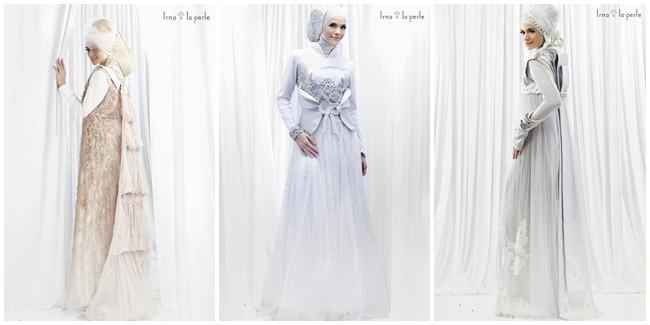 Harga Gaun Pengantin Muslimah Simple Tapi Elegan Fresh Cenderamata istimewa