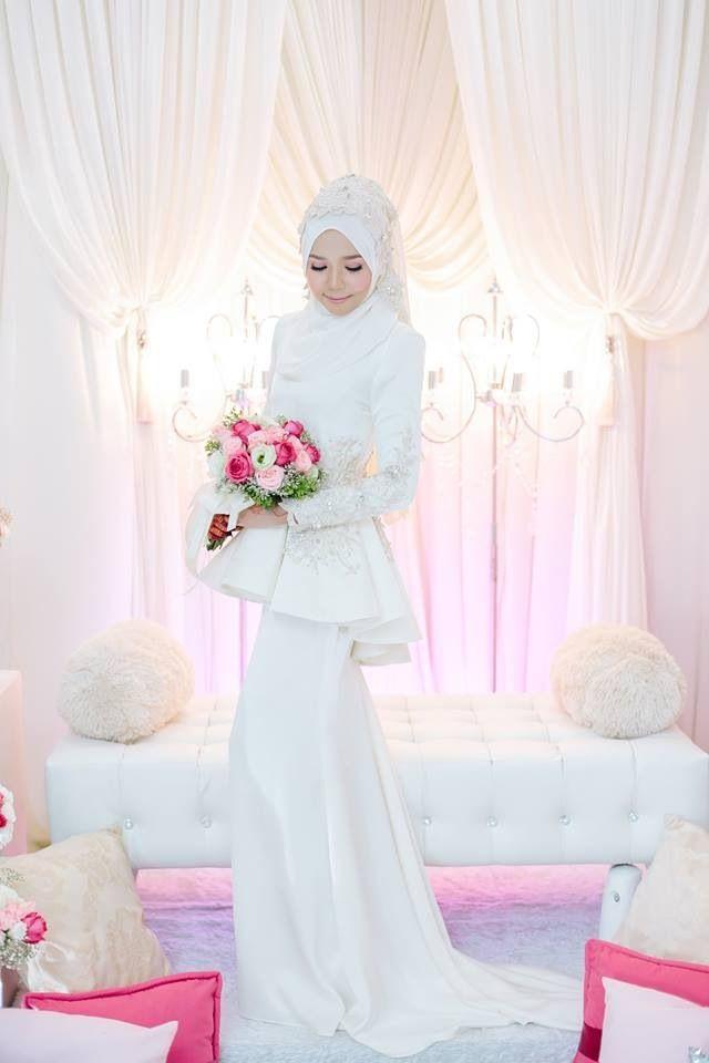 Harga Gaun Pengantin Muslimah Simple Tapi Elegan Luxury Gaun Pengantin Muslimah Simple Tapi Elegan Malaysia