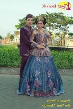 Ide Baju Kebaya Pengantin Muslim Modern Ffdn 115 Best Fashion Images