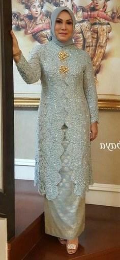 Ide Baju Kebaya Pengantin Muslim Modern Mndw 318 Best Baju Kebaya Images In 2019