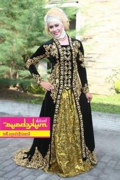 Ide Baju Kebaya Pengantin Muslim Modern Zwd9 38 Best Model Kebaya Images