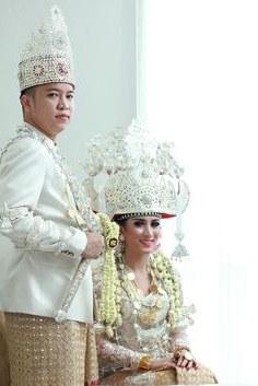 Ide Baju Pengantin Adat Jawa Muslim Modern Dwdk 26 Best Lampung Wedding Images