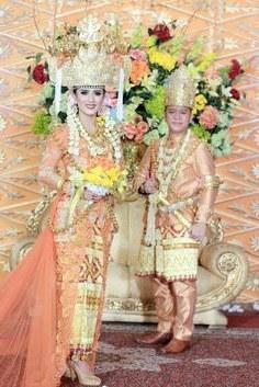Ide Baju Pengantin Adat Jawa Muslim Modern Irdz 26 Best Lampung Wedding Images