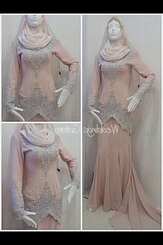 Ide Baju Pengantin Akad Nikah Muslimah 4pde 9 Best Baju Kahwin Images