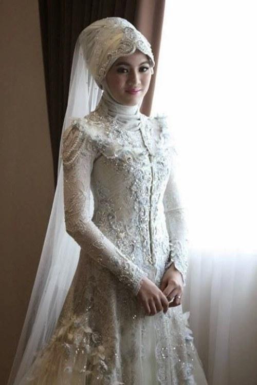 Ide Baju Pengantin Akad Nikah Muslimah E6d5 Model Kebaya Akad Nikah Modern Hijab Model Kebaya Terbaru 2019