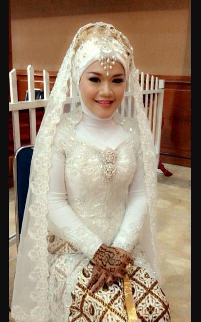 Ide Baju Pengantin Akad Nikah Muslimah Irdz Model Kebaya Akad Nikah Modern Model Kebaya Terbaru 2019