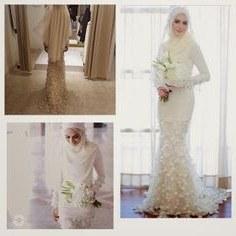 Ide Baju Pengantin Akad Nikah Muslimah J7do 145 Best Baju Nikah Putih Images In 2019