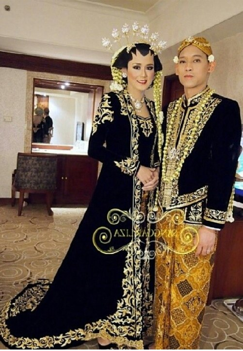 Ide Baju Pengantin Dodotan Muslim 9ddf Wedding Preparation Bertywf