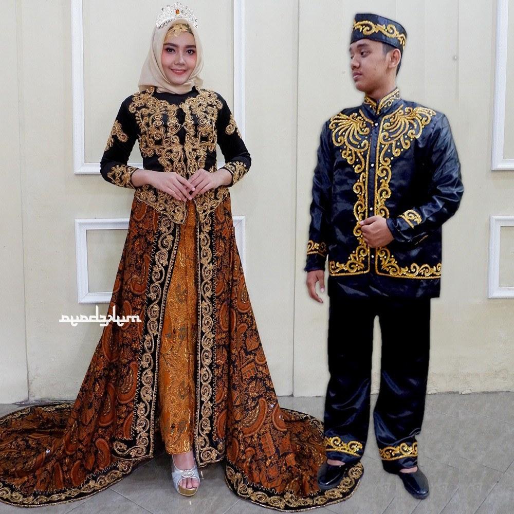 Ide Baju Pengantin Dodotan Muslim Ffdn Kebaya Pengantin Jawa Modern