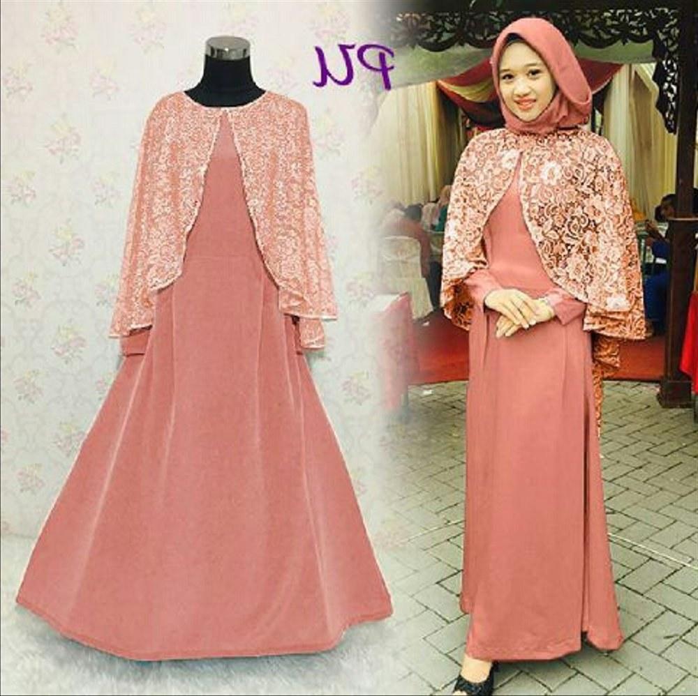 Ide Baju Pengantin Dodotan Muslim Q5df 44 Gaun Pernikahan Wanita Muslim Baru