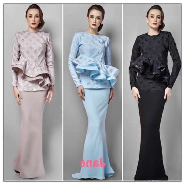 Ide Baju Pengantin Modern Muslim Irdz Sale Modern Baju Kurung Women S Fashion Muslimah Fashion