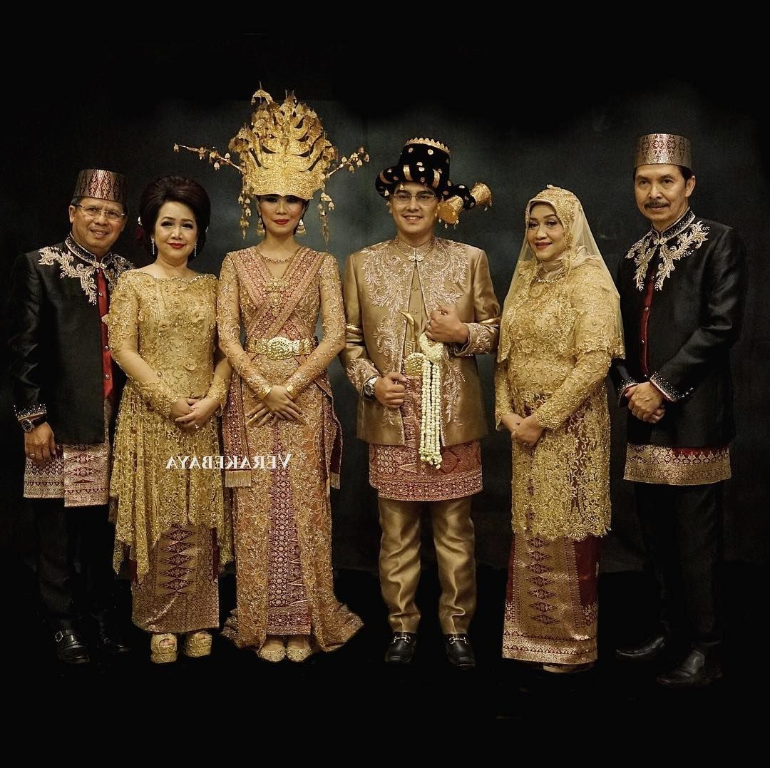 Ide Baju Pengantin Muslim Adat Jawa Q0d4 15 Busana Adat Batak