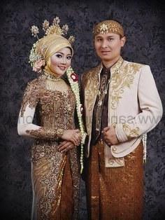 Ide Baju Pengantin Muslim Adat Jawa Zwd9 Indonesian Wedding Collections