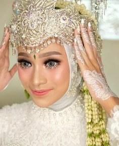 Ide Baju Pengantin Muslim Adat Sunda E9dx 7 Best Siger Hijab Images
