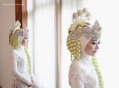 Ide Baju Pengantin Muslim Adat Sunda Ipdd 7 Best Siger Hijab Images