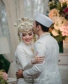 Ide Baju Pengantin Muslim Adat Sunda Zwd9 7 Best Siger Hijab Images