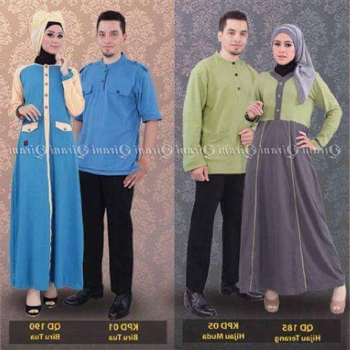Ide Baju Pengantin Muslim Modern 2016 Rldj Jual Baju Couple Busana Muslim Qirani Baju Koko Gamis Kota Bandung Mandala Busana Muslim