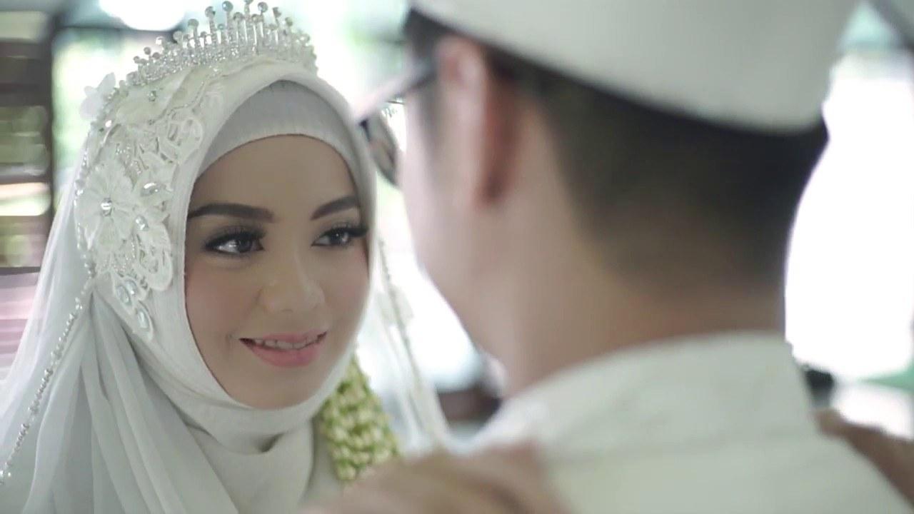 Ide Baju Pengantin Muslim Sederhana 3id6 Model Kebaya Akad Nikah Hijab Model Kebaya Terbaru 2019