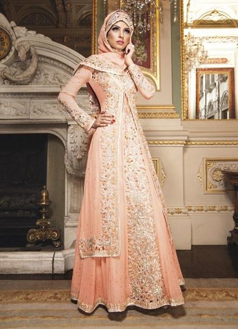 Ide Baju Pengantin Muslim Sederhana Fmdf 1000 Images About Wedding Dress On Pinterest