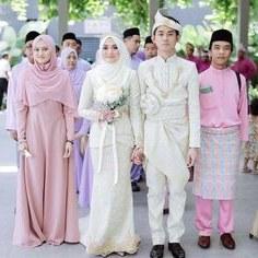 Ide Baju Pengantin Muslim Sederhana Tqd3 1921 Gambar Shabby Chic theme Wedding Terbaik Di 2019