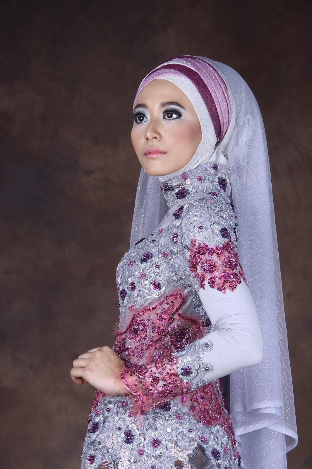 Ide Baju Pengantin Muslimah Jawa Syar'i 4pde Kebaya Modern Muslim Free