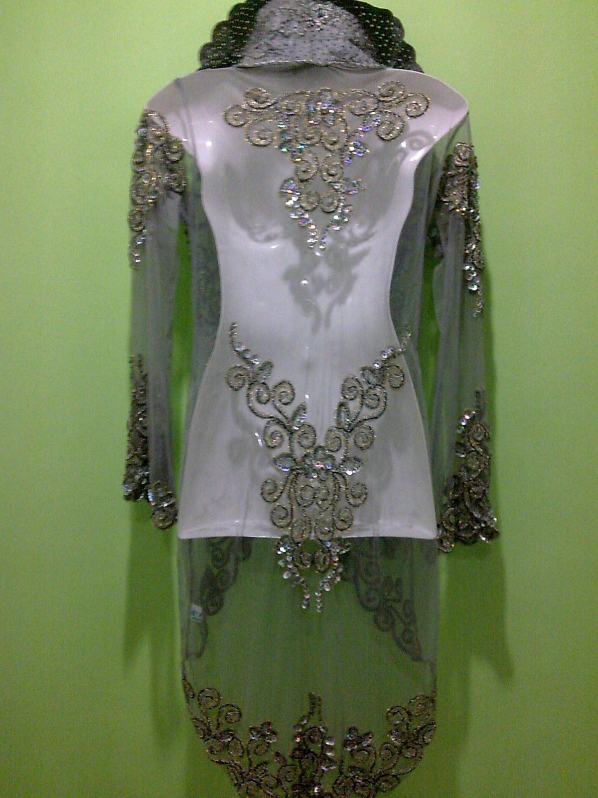 Ide Baju Pengantin Muslimah Jawa Syar'i 8ydm Baju Pengantin Muslimah