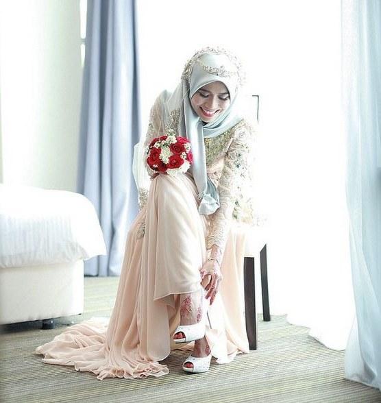 Ide Baju Pengantin Muslimah Malaysia Ffdn Malay Dress 2018 – Fashion Dresses