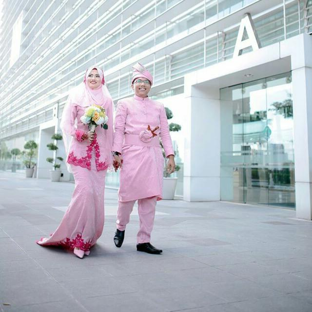 Ide Baju Pengantin Muslimah Malaysia Y7du 55 Baju Pengantin songket Inspirasi Style