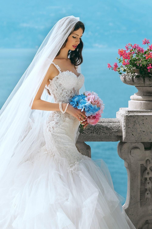 Ide Baju Pengantin Muslimah Syari Drdp 350 Bride [hd]