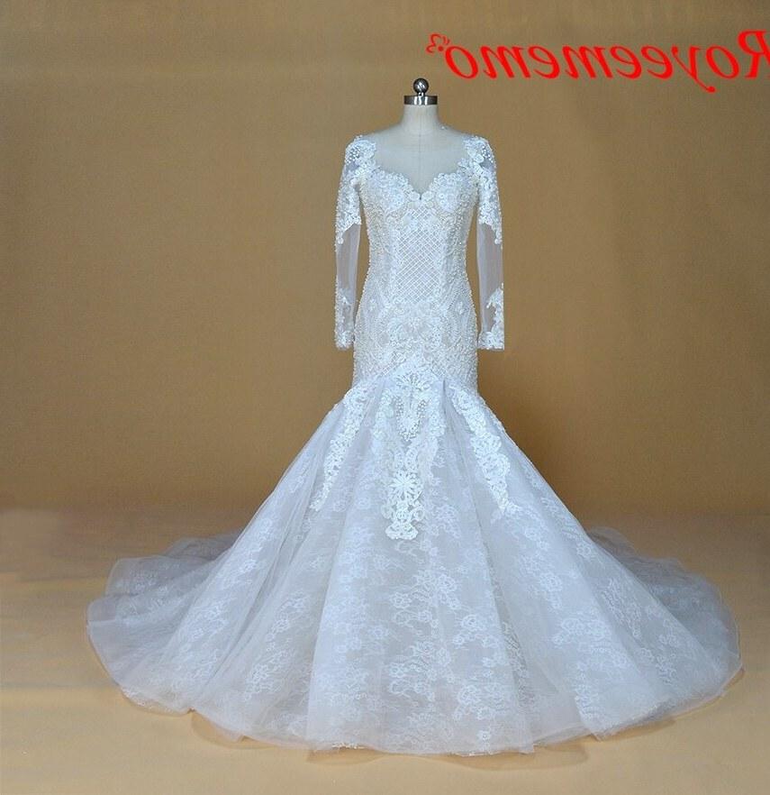 Ide Baju Pengantin Muslimah Syari Jxdu Best Designers Wedding Dress Brands and Free Shipping