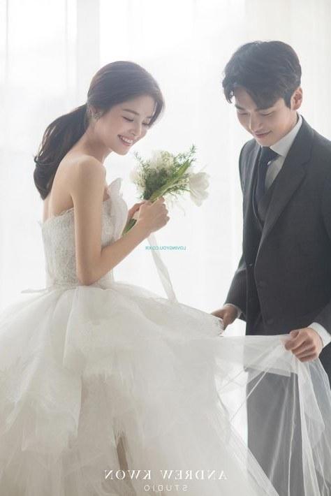 Ide Baju Pengantin Muslimah Syari S1du List Of Gaun Wedding Korea Images and Gaun Wedding Korea