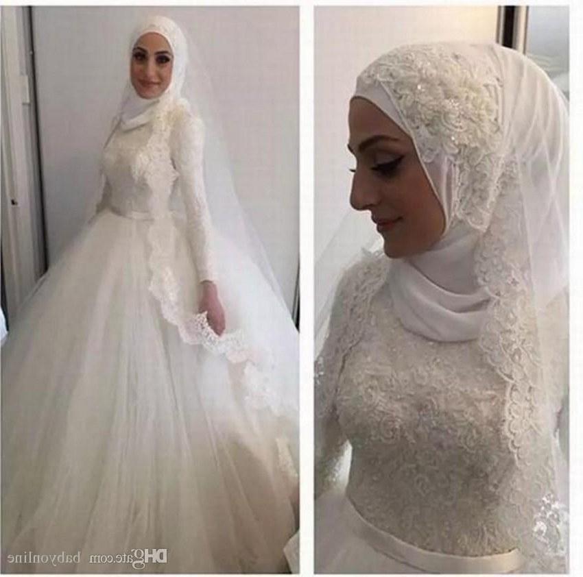 Ide Baju Pengantin Muslimah Xtd6 Wedding Arabic Hijab Style – Tutorial Hijab Terbaru