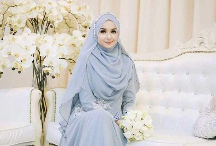 Ide Baju Pengantin Sederhana Muslimah Budm Model Kebaya Akad Nikah Hijab Model Kebaya Terbaru 2019