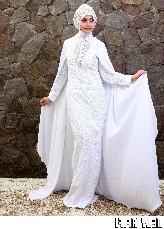 Ide Baju Pengantin Sederhana Muslimah H9d9 Bagus Gambar Kartun Pengantin Muslimah Hitam Putih