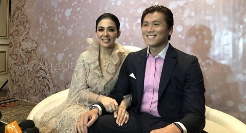 Ide Baju Pesta Pernikahan Muslimah J7do Sampai Susah Jalan Begini Indahnya Gaun Pengantin Syahrini
