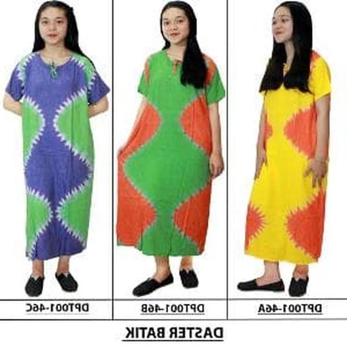 Ide Baju Tidur Pengantin Muslimah 9fdy Jual Daster Batik Daster Lengan Pendek Baju Tidur Leher O D Diskon Dki Jakarta Dapi Sakti
