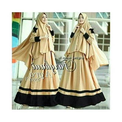 Ide Baju Tidur Pengantin Muslimah Etdg X Power K220 Gold