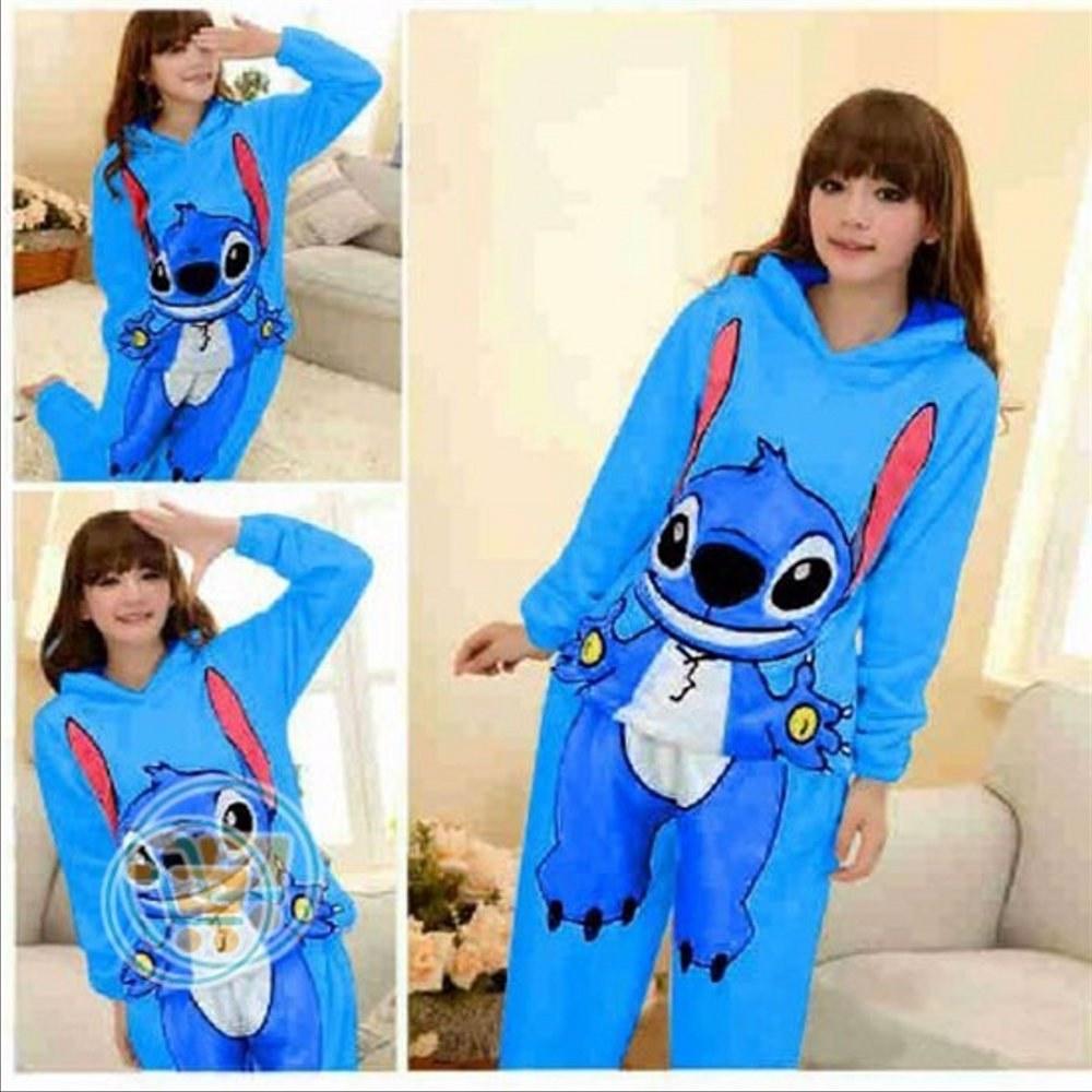 Ide Baju Tidur Pengantin Muslimah H9d9 29 Baju Tidur Stitch Konsep top