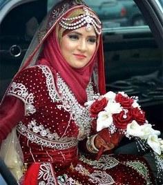 Ide Contoh Baju Pengantin Muslimah J7do 46 Best Gambar Foto Gaun Pengantin Wanita Negara Muslim