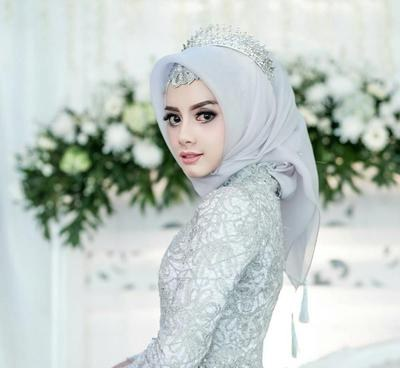 Ide Dress Pernikahan Muslimah 8ydm Mencari Inspirasi Kebaya Pernikahan Muslimah Ini Pilihan