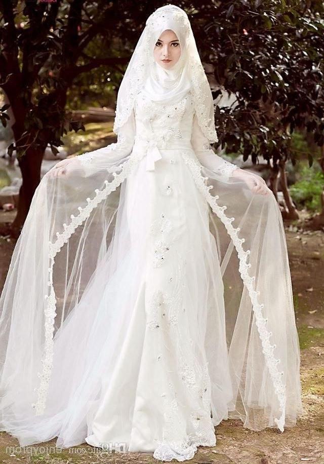 Ide Dress Pernikahan Muslimah Gdd0 12 Gaun Pernikahan Yang Bisa Membuatmu Tampil Anggun Dengan