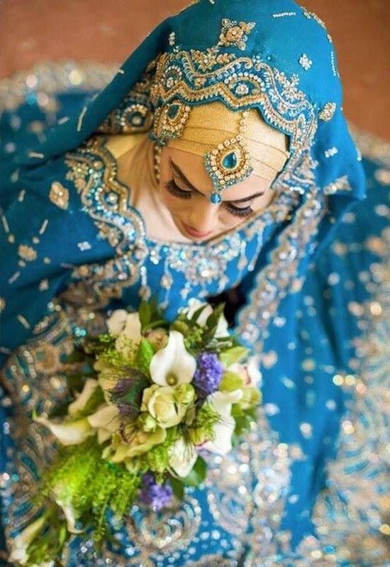 Ide Gaun Pengantin India Muslim Tldn Foto Pernikahan Muslim Gambar Foto Gaun Pengantin Tips
