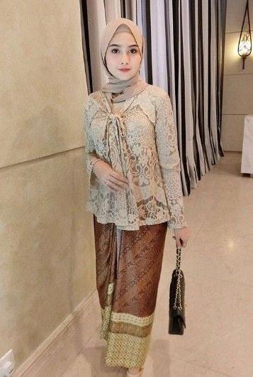 Ide Gaun Pengantin Kebaya Muslim O2d5 List Of Gaun Kebaya Muslim Modern Pictures and Gaun Kebaya