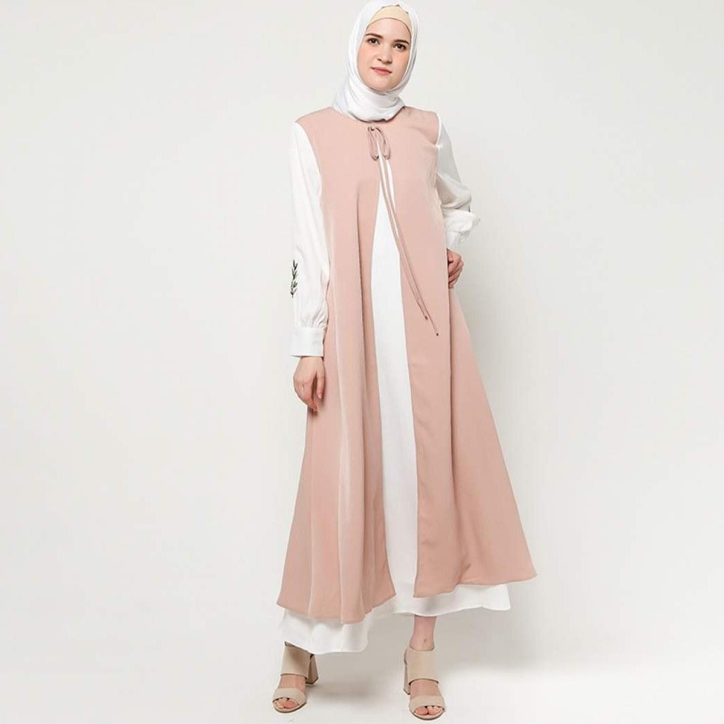 Ide Gaun Pengantin Muslimah 2019 Tqd3 Jual Beli Fiona Dress Spandek Dan Harga Line Jual Beli