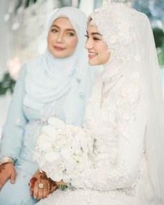 Ide Gaun Pengantin Muslimah Big Size D0dg 1921 Gambar Shabby Chic theme Wedding Terbaik Di 2019